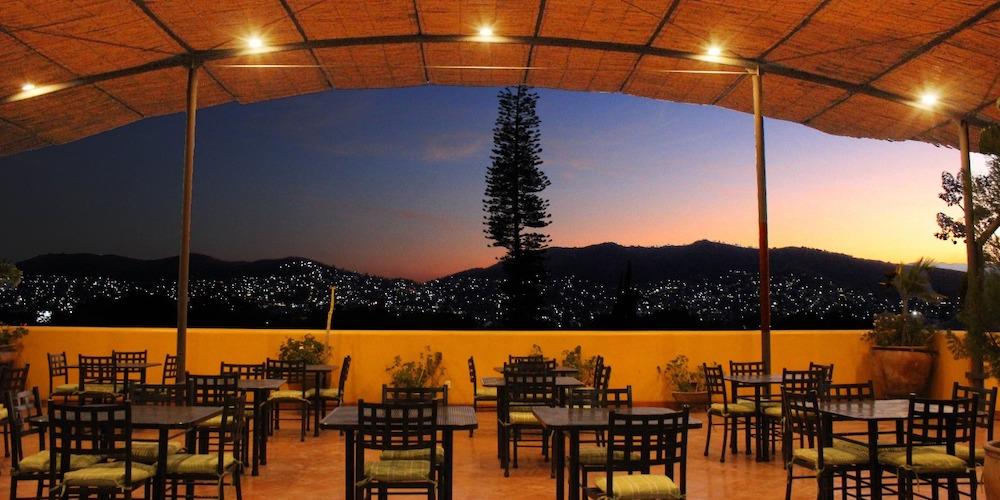 Hotel Antiguo Fortín en Oaxaca